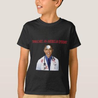 オバマケア反オバマのヘルスケアの服装 Tシャツ