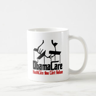 オバマケア コーヒーマグカップ