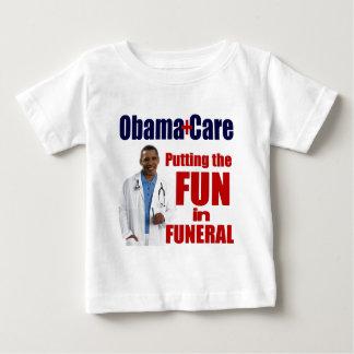 オバマケア ベビーTシャツ
