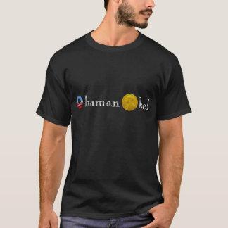 オバマノーベル Tシャツ