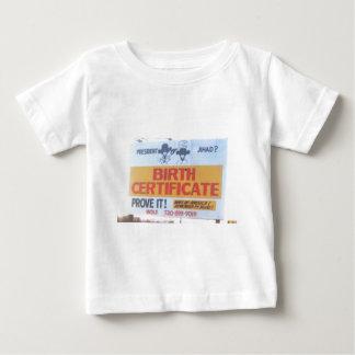 オバマビル・ボード ベビーTシャツ