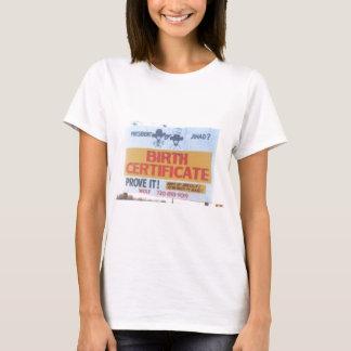 オバマビル・ボード Tシャツ