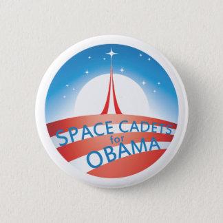 オバマピンのための宇宙の士官候補生 缶バッジ