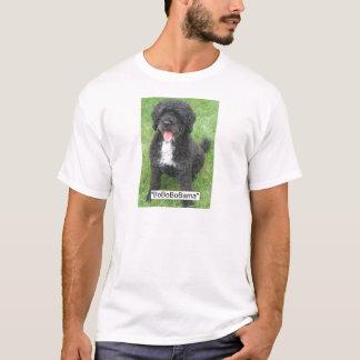 オバマペットポルトガル水犬 Tシャツ