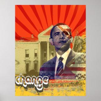 オバマポスター ポスター