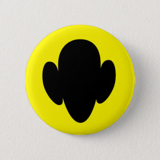 オバマ信号- Pin 5.7cm 丸型バッジ