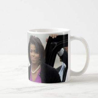 オバマ及びミシェールのマグ コーヒーマグカップ