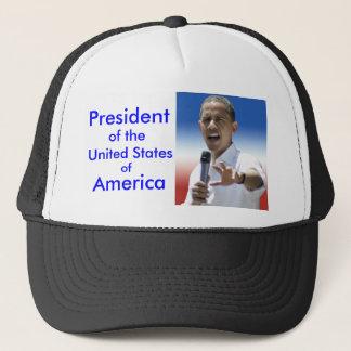オバマ大統領 キャップ