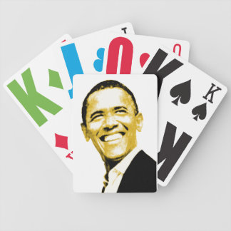 オバマ大統領 バイスクルトランプ