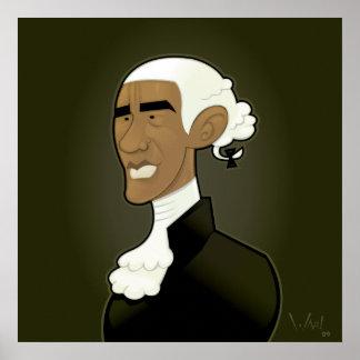 オバマ大統領 ポスター