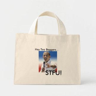 オバマ大統領 ミニトートバッグ