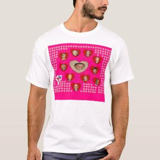 オバマ愛ワイシャツ Tシャツ