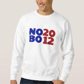 オバマ無し2012年 スウェットシャツ