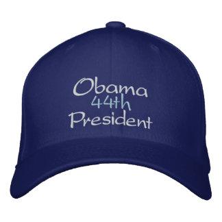 オバマ第44の大統領、第2言葉の就任式2013年 刺繍入りキャップ