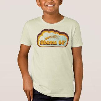 オバマ08'子供 Tシャツ