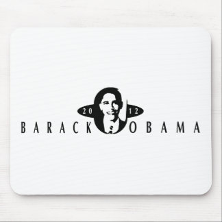 オバマ2012のスタイル マウスパッド