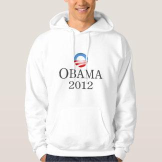 オバマ2012のフード付きのスエットシャツ パーカ