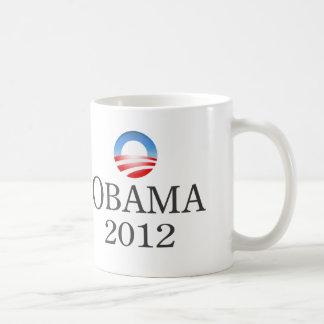 オバマ2012のマグ コーヒーマグカップ