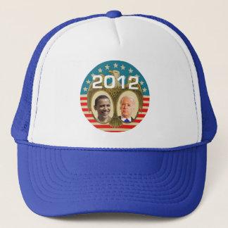 オバマ2012年 キャップ
