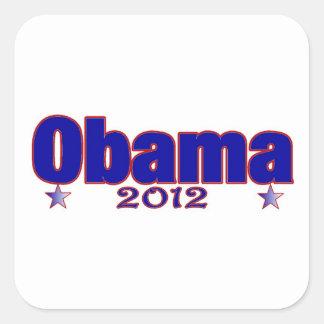 オバマ2012年 スクエアシール