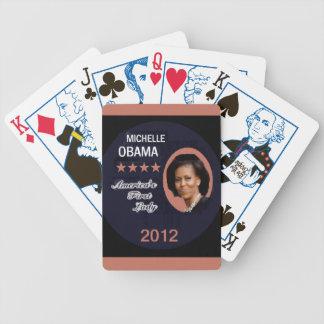 オバマ2012年 バイスクルトランプ