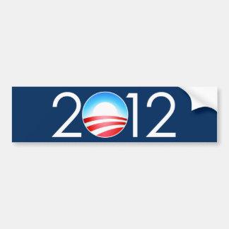 オバマ2012年 バンパーステッカー