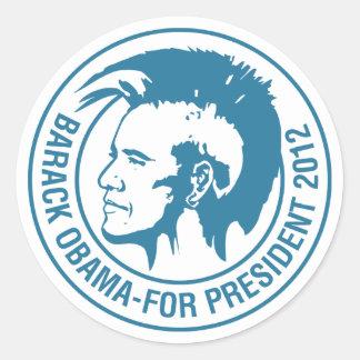 オバマ2012年 ラウンドシール