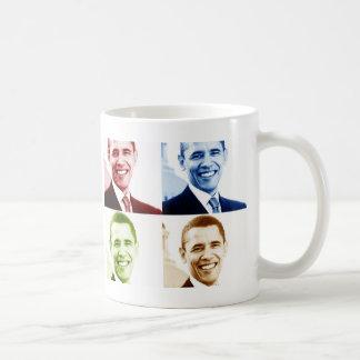 オバマ4chrome コーヒーマグカップ