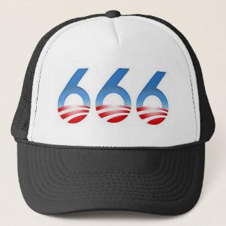 オバマ666 キャップ