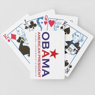 オバマ-アメリカの大統領 バイスクルトランプ