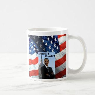 オバマ コーヒーマグカップ