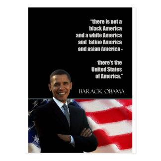 オバマ ポストカード