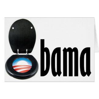 オバマ(洗面所) カード