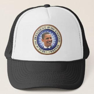 オバマ- Bボールの帽子の素晴らしいシール キャップ