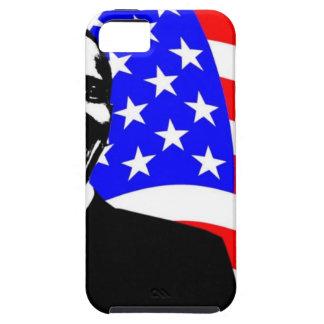 オバマAttire大統領 iPhone SE/5/5s ケース