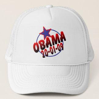オバマKeepsakes Inauguration Hat大統領 キャップ