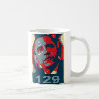 オバマO'Retard コーヒーマグカップ