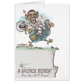 オバマWTFのドードーの鳥の時 カード