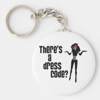 オフィスのゴシック-服装規定がありますか。 キーホルダー
