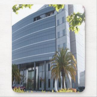オフィスの建物のmousepad マウスパッド