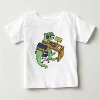 オフィスのTレックス ベビーTシャツ