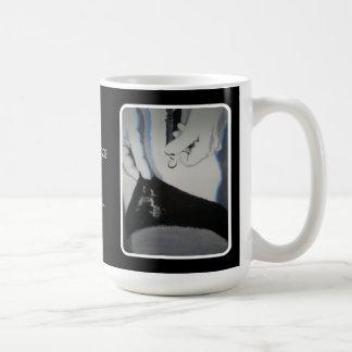 「オフィス政治」のマグ コーヒーマグカップ