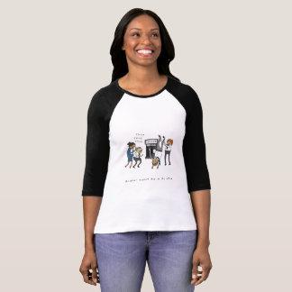 オフィス|のおもしろいなワイシャツの別の刺激的な日 Tシャツ