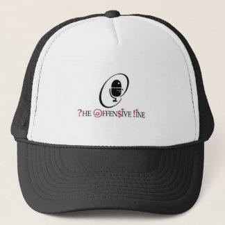 オフェンシヴライン帽子 キャップ