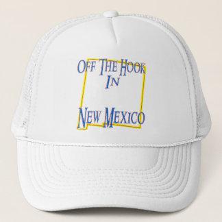オフフックの状態のニューメキシコ- キャップ