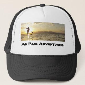 オペアはトラック運転手の帽子2012年を冒険します キャップ
