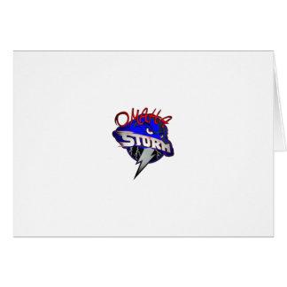 オマハの嵐 カード