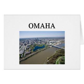 オマハネブラスカ カード