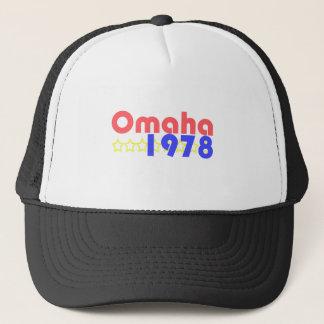 オマハ1978年 キャップ