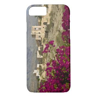 オマーンのHajar西部の山、Al Hamra。 町 iPhone 8/7ケース